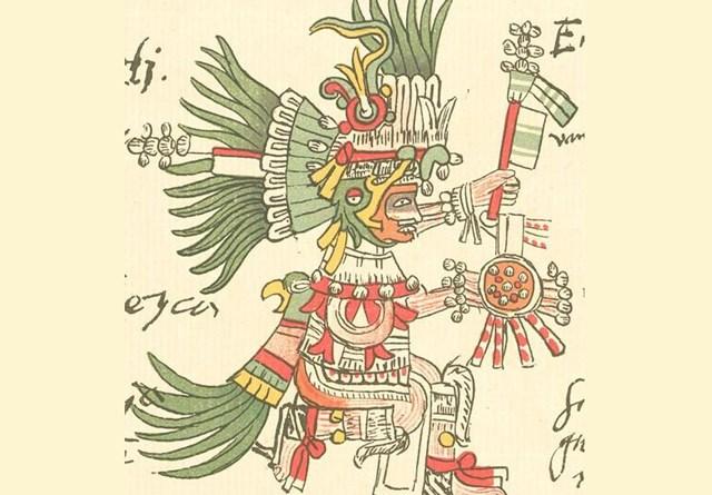 panquetzaliztli-navidad-mexica-huitzilopochtli